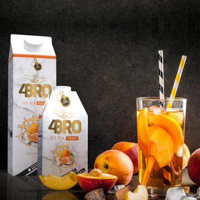 4Bro Ice Tea Peach