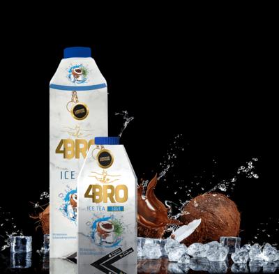 4Bro Ice Tea Coco Choco Limited Edition