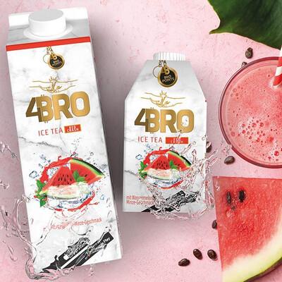 4Bro Ice Tea Red Crash