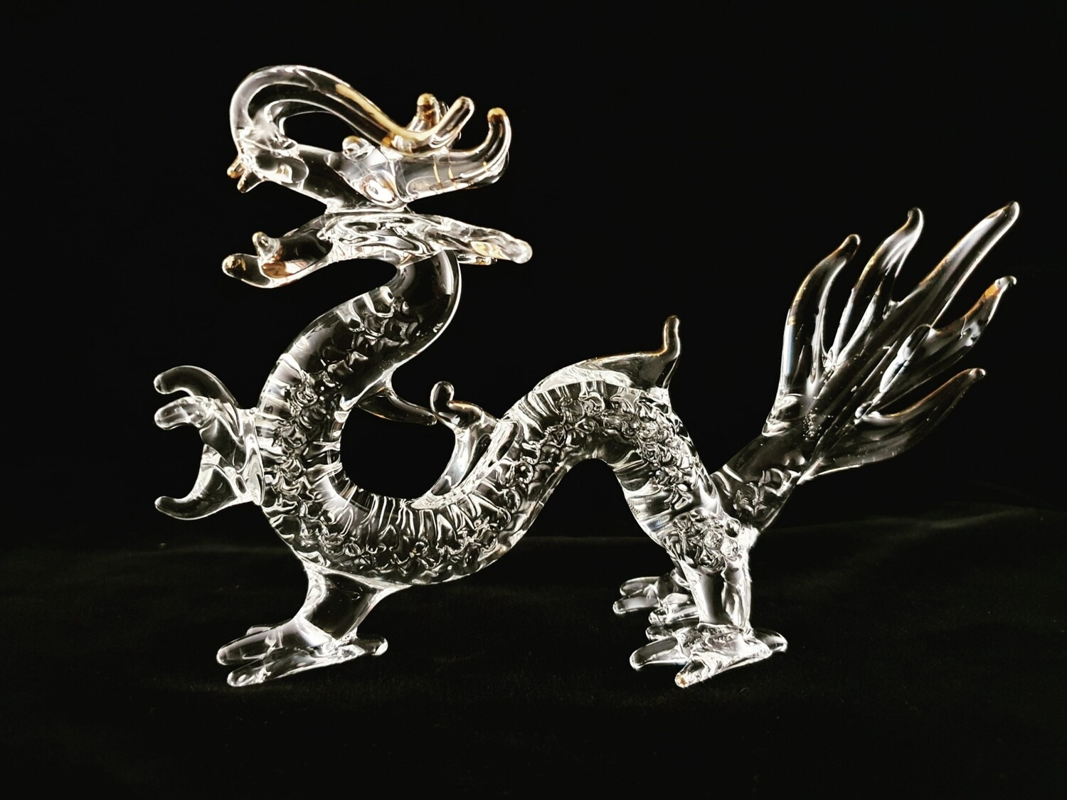 Chinese Dragon* 24crt