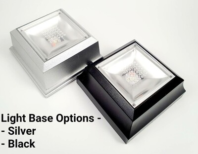 LED Square Light Base  - BEST SELLER! -