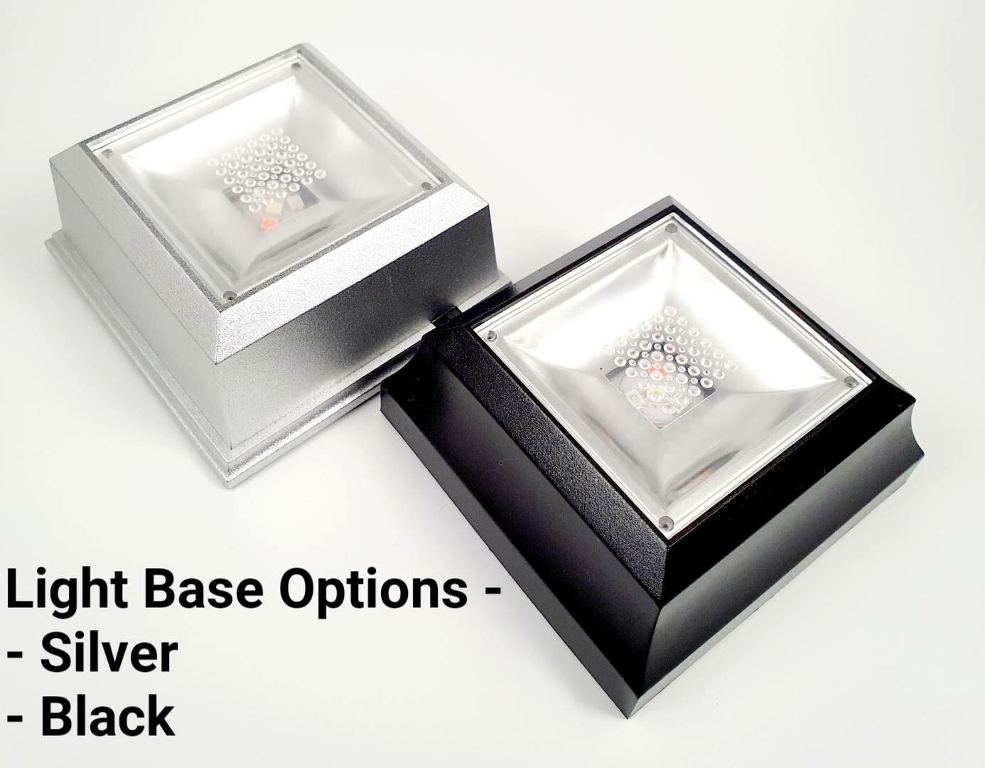 LED Square Light Base  - BEST SELLER! -