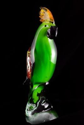 Green Parrot*