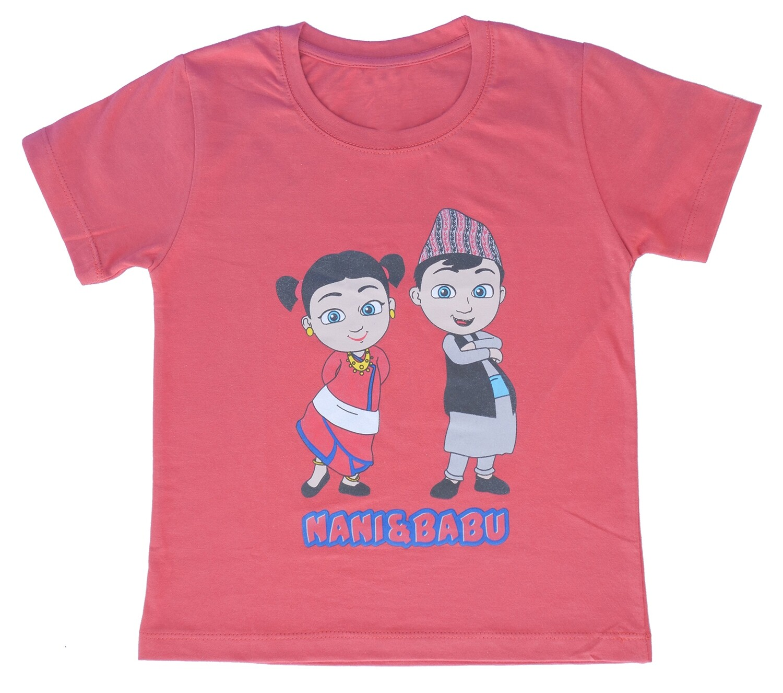 Nani & Babu Kids Tshirt
