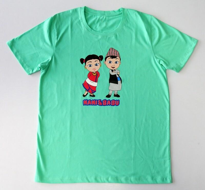 Nani & Babu Adult Tshirt