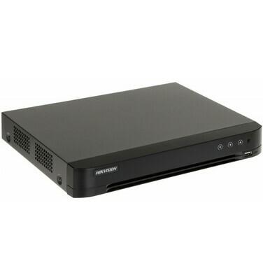 4 kanalų DVR Hikvision iDS-7204HUHI-M2/FA