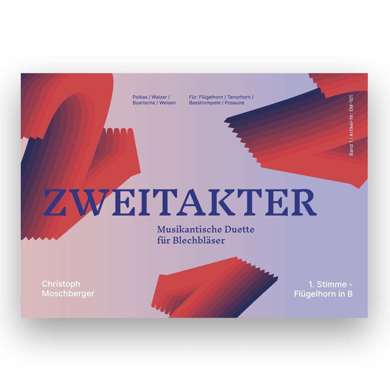 ZWEITAKTER - Musikantische Duette für Blechbläser