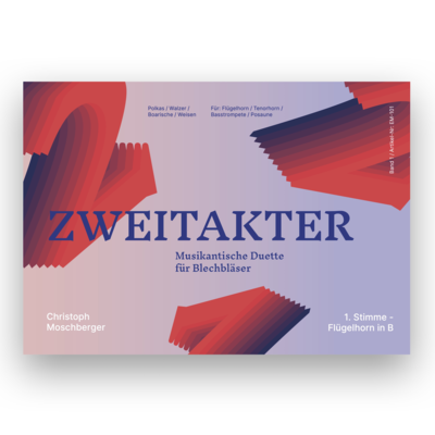 ZWEITAKTER - Traditional Duets for Brass Players
