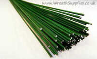Green from 7 inch 19 gauge (1mm) Stubbing wire 150g