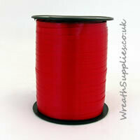 Curling ribbon 500 meters, for parties, wrapping, curling and balloons.  Lots of colours available!