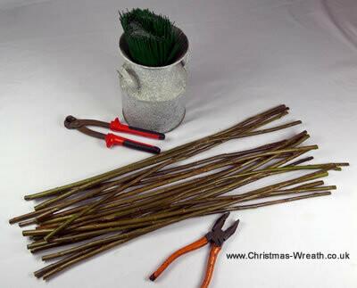 Willow Sticks, locally grown, 2 sizes