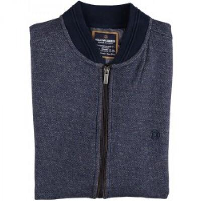 Fellows vest 02.2604-115 blue