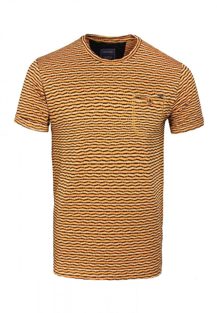 Gabbiano t-shirt 15206 geel