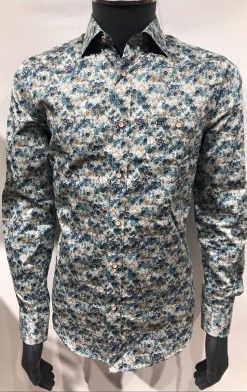 Fellows shirt 02.6536-151
