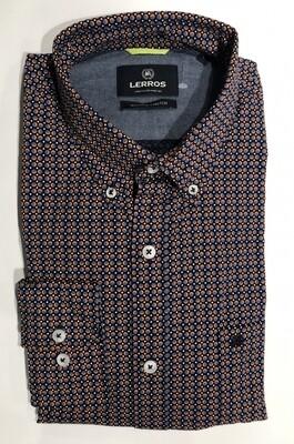 Lerros shirt 2091187-489