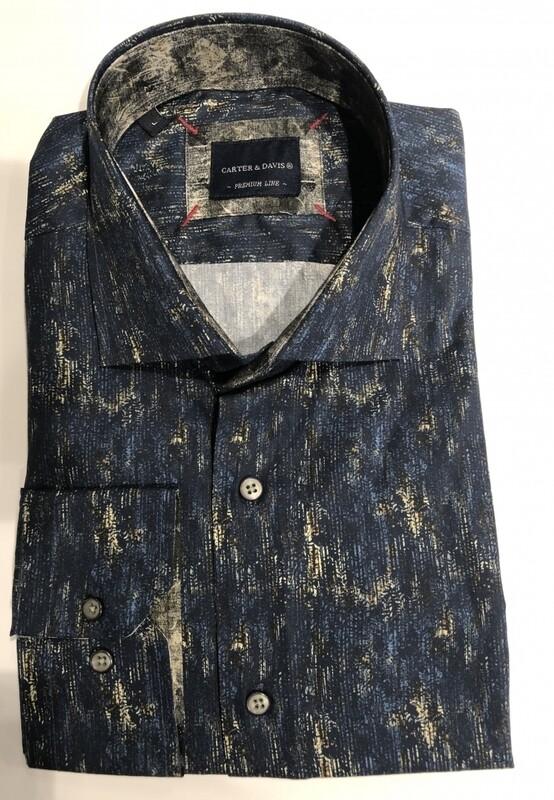 Carter&Davis shirt 5024-3460-240