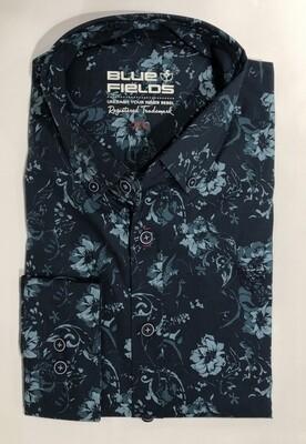 Bluefields shirt 49028-5956 aqua