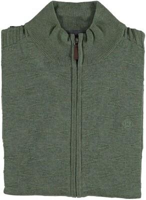 Fellows vest 11.1107-175 groen