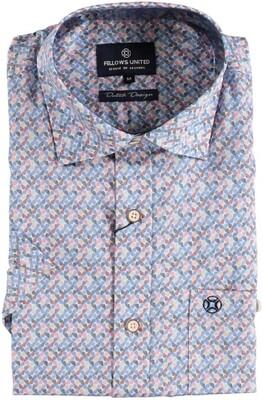 Fellows shirt 11.6648-185 rood