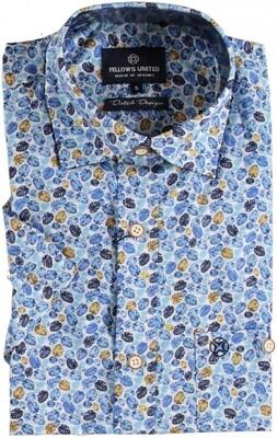 Fellows shirt11.6653-141 blue