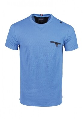 Gabbiano t-shirt 15216-306 kobalt
