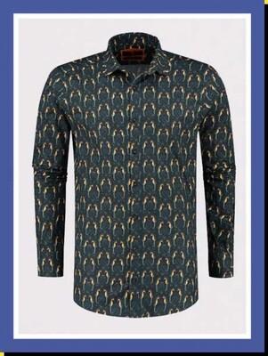 BB Chum shirt Seahorse Span