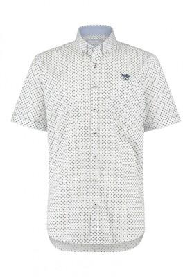 Bluefields shirt 26431007 grijsblauw