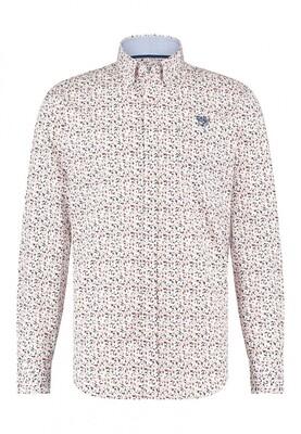 Bluefields shirt 21431014 koraal