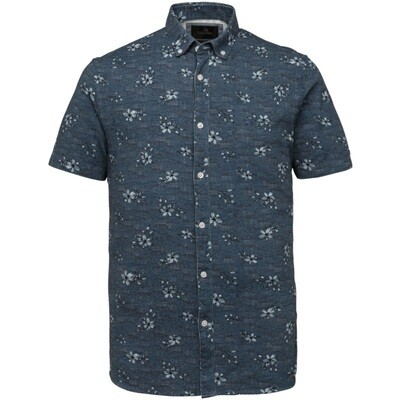Vanguard shirt VSIS213251 Blue Indigo