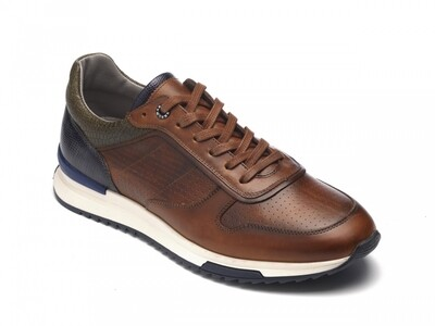 Berkelmans sneaker 212140202 cognac