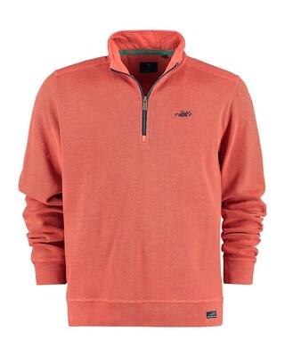 NZA sweater 21HN306 TERRA ORANGE