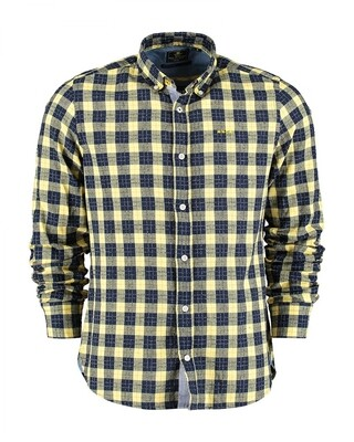 NZA shirt 21GN513 YELLOW