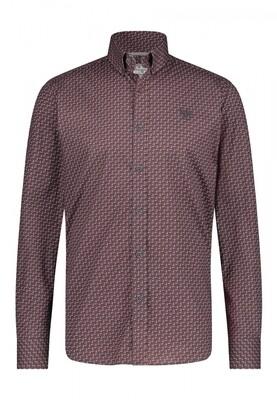 Bluefields shirt 21441007 bordeaux