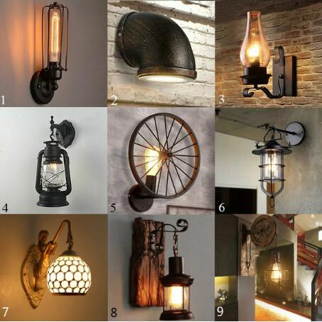 Antique Series of Lightings