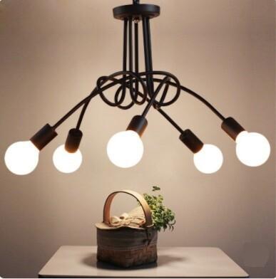 Candelabro Rústico Light