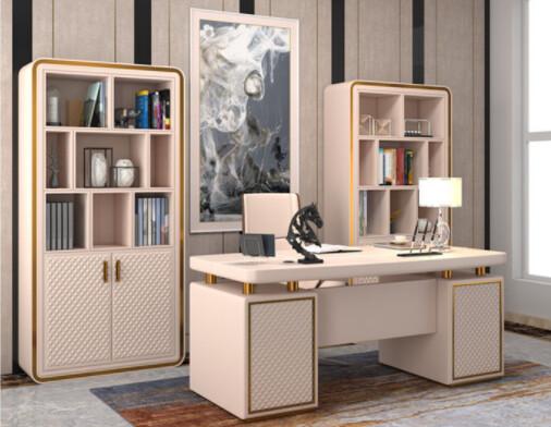 Custom Made Branded Luxury Workstation