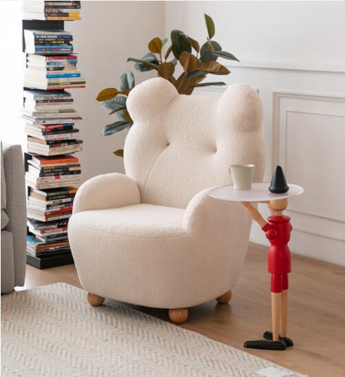 Custom Made Teddy Chair