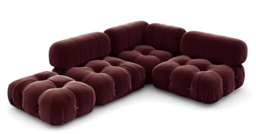 Custom Made Pierre L Shape Sofa
