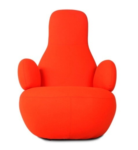Custom Made Georgia Chair