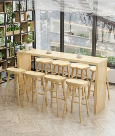 Custom Made Moduku Set + Chairs