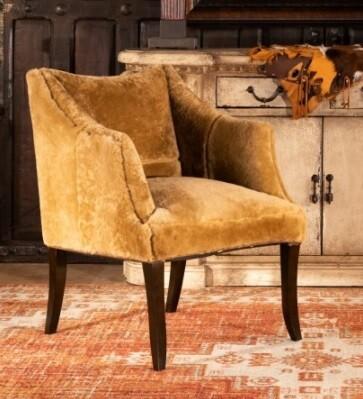 Custom Made Sterling Chair