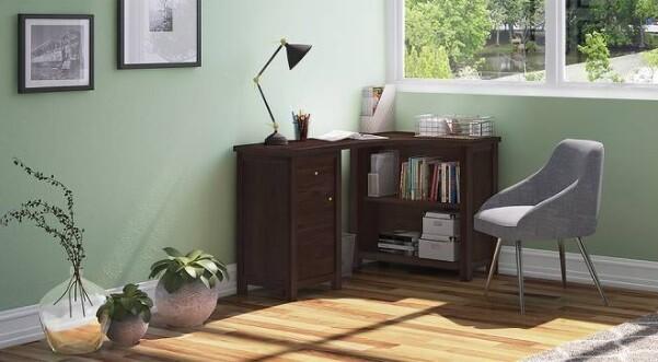Custom Made Litton Corner Desk