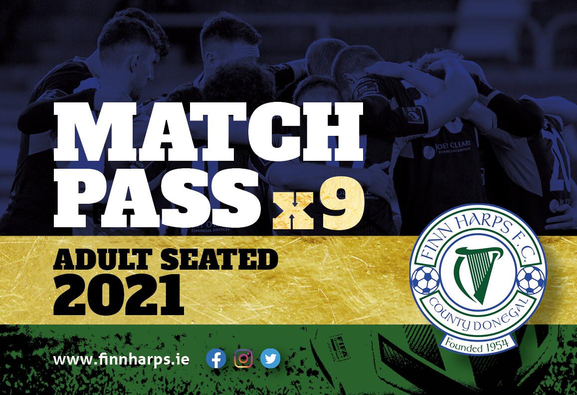 Adult Match Pass (Seated)