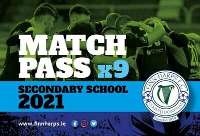 Secondary School Match Pass