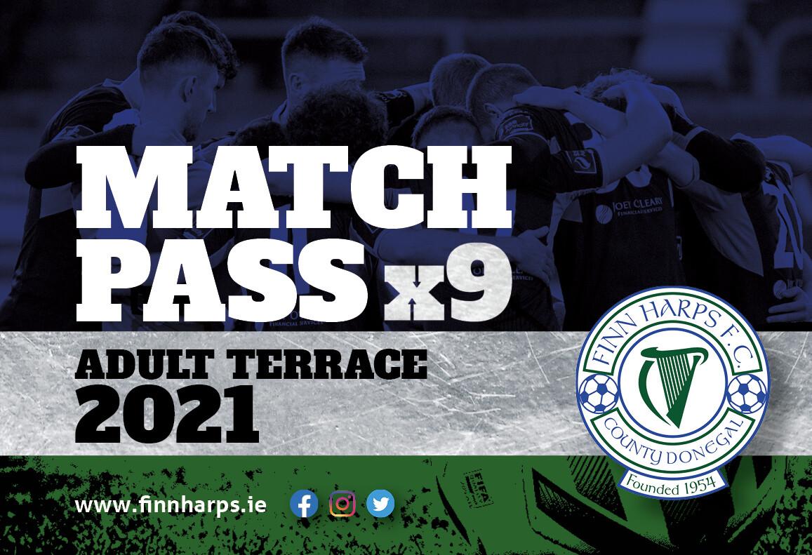 Adult Match Pass (Terrace)