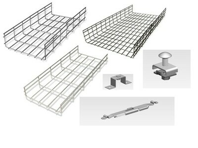 Wire Basket Trays & Accessories