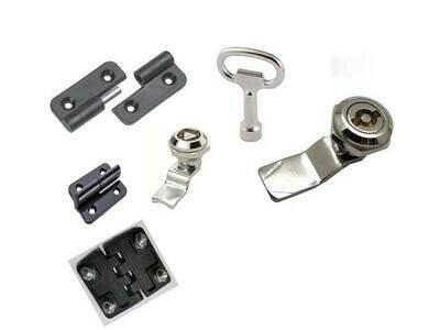 Locks & Hinges