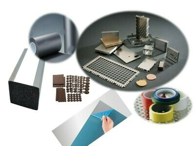 Shielding, Die-cutting & Thermal Conductivity materials