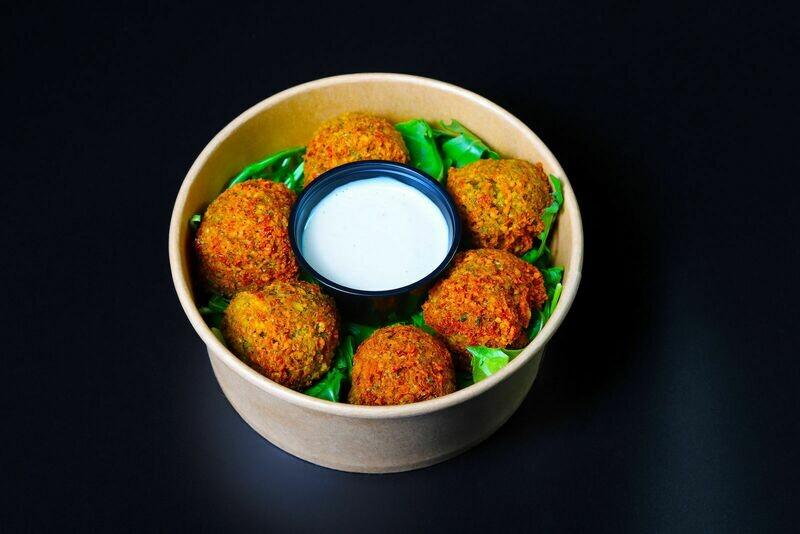 Falafel 8 balls