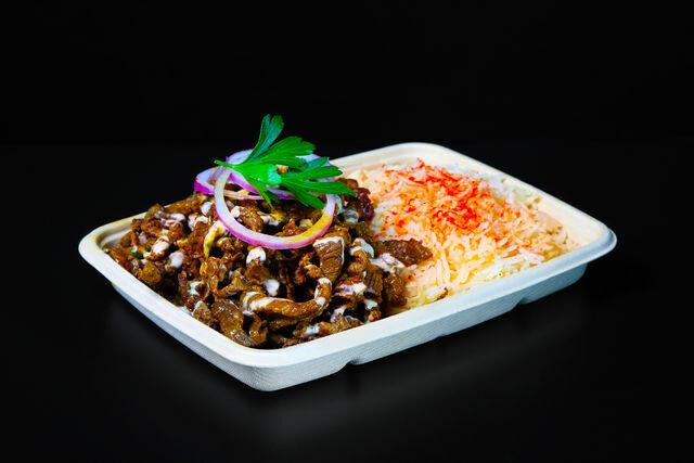 Shawarma Beef Lamb Dinner
